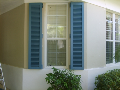 Colonial Shutters
